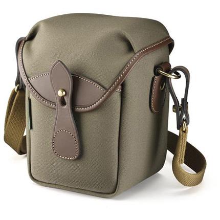 Billingham 72 Shoulder Bag - Sage FibreNyte/Chocolate