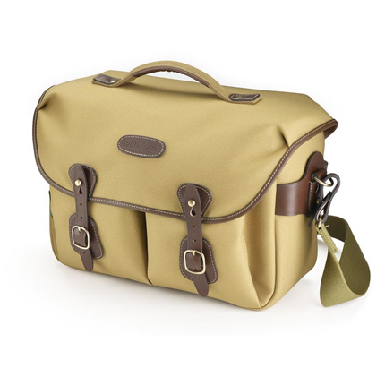 Billingham Hadley One Shoulder Bag - Khaki FibreNyte/Chocolate