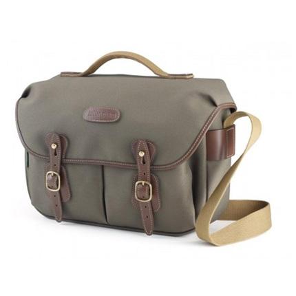 Billingham Hadley Pro Shoulder Bag - Sage FibreNyte/Chocolate