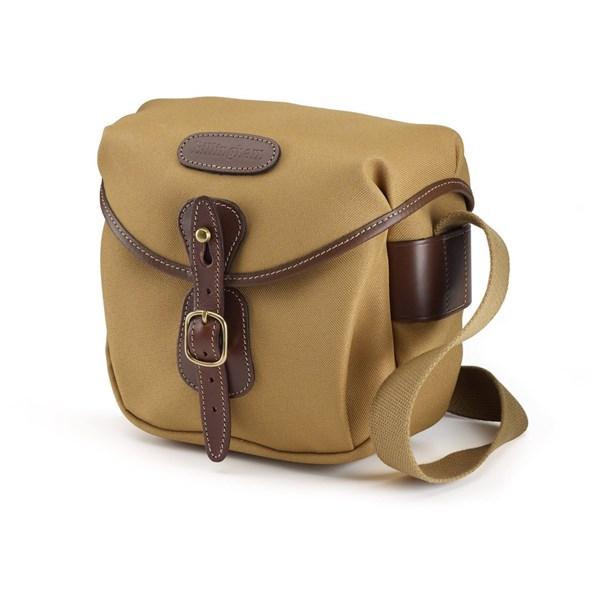 Billingham Hadley Digital Shoulder Bag - Khaki FibreNyte/Chocolate