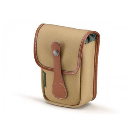 Billingham AVEA 5 Khaki Canvas/Tan Pocket