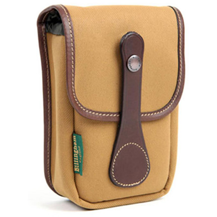 Billingham AVEA 5 Khaki FibreNyte/Chocolate Pocket