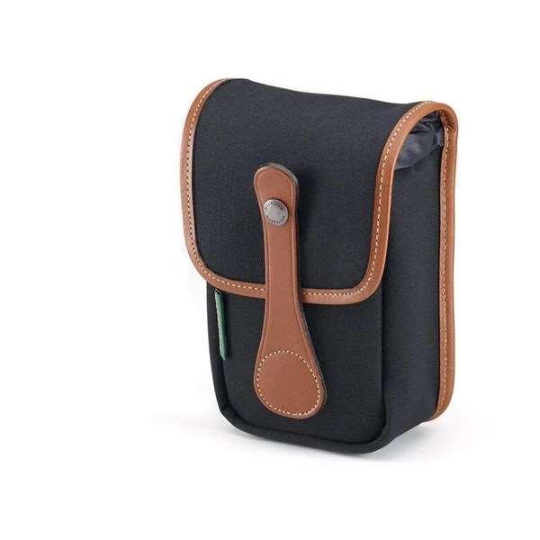 Billingham AVEA 5 Black FibreNyte/Tan Pocket