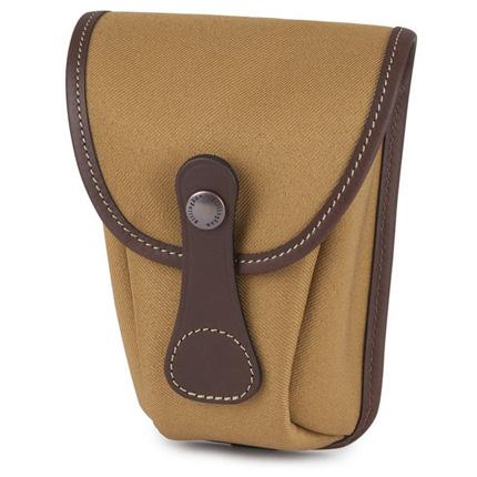 Billingham AVEA 7 Khaki FibreNyte/Chocolate Pocket