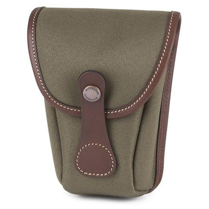 Billingham AVEA 7 Sage FibreNyte/Chocolate Pocket