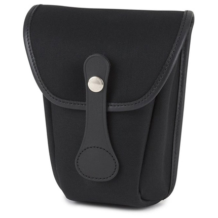 Billingham AVEA 8 Black Canvas/Black Pocket