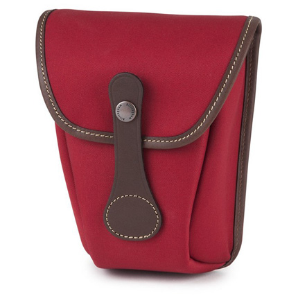 Billingham AVEA 8 Burgundy Canvas/Chocolate