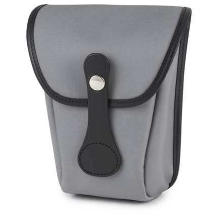 Billingham AVEA 8 Grey Canvas/Black Pocket