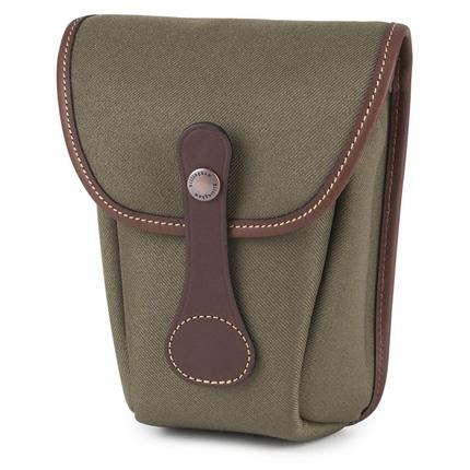 Billingham AVEA 8 Sage FibreNyte/Chocolate Pocket