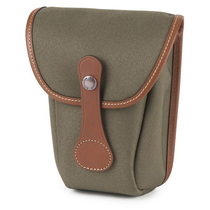 Billingham AVEA 8 Sage FibreNyte/Tan Pocket