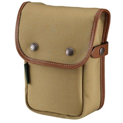 Billingham Delta Pocket Khaki Canvas/Tan