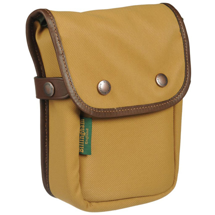 Billingham Delta Pocket Khaki FibreNyte/Chocolate