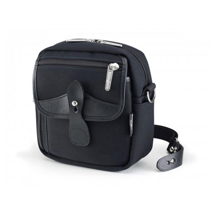 Billingham Pola Stowaway - Black Canvas/Black