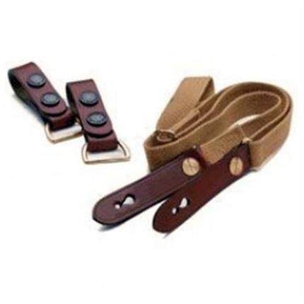 Billingham Waist Strap - Khaki/Chocolate