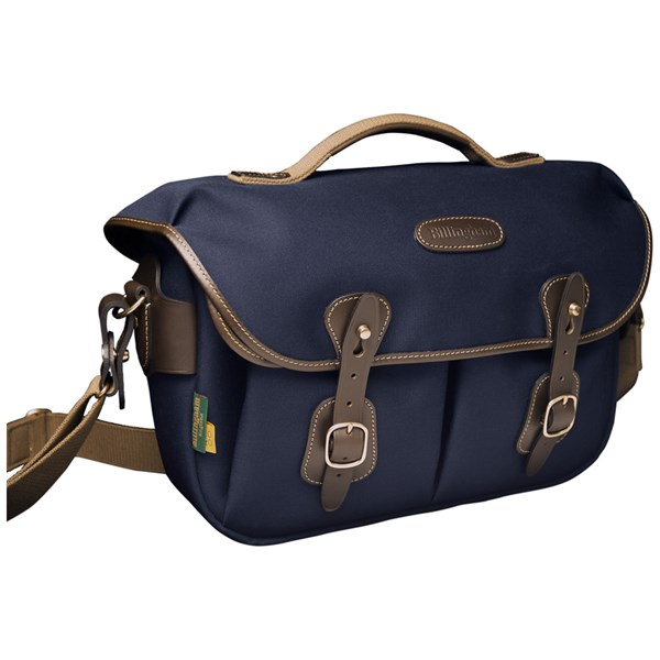 Billingham Hadley Pro 2020 Navy Canvas/Chocolate