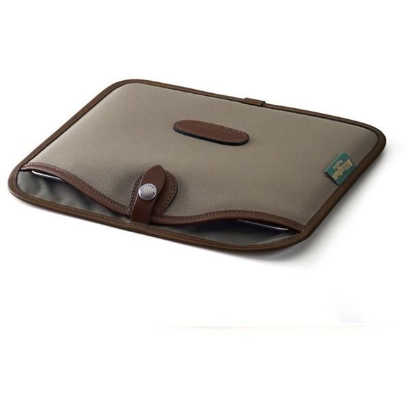 Billingham TABLET SLIP - SAGE FIBRENYTE / TAN