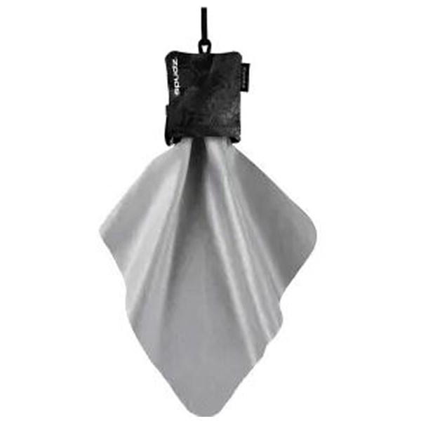 Spudz 10 x 10 Ultra Lens Cloth In Pouch (Vanish Shadow)