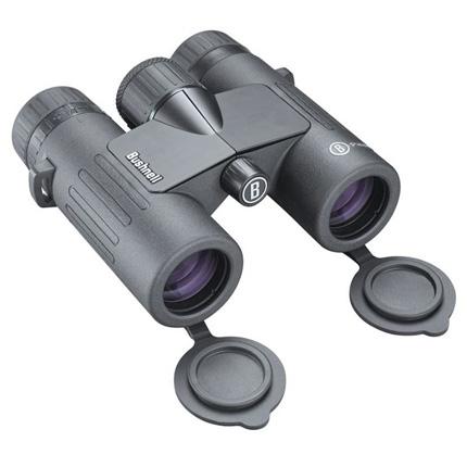 Bushnell Prime 10x28 Roof Prism Binoculars Black
