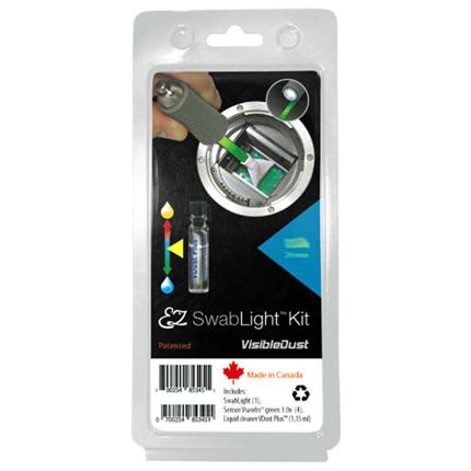 VisibleDust EZ SwabLight VDust Plus MXD 1.6x Cleaning Kit