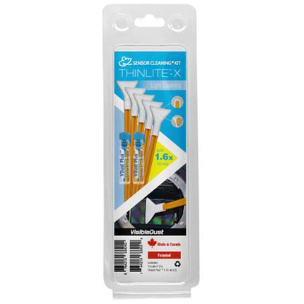 VisibleDust EZ Thinlite-X 1.6x Cleaning Kit