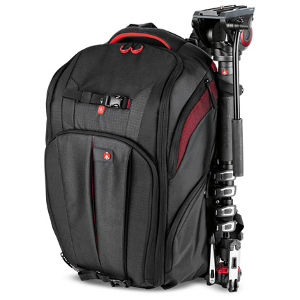 Manfrotto Pro Light Cinematic Backpack - Expand