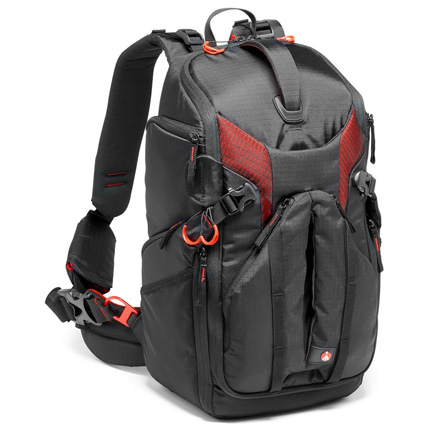 Manfrotto Pro-Light 3N1-26 Camera Backpack for DSLR/Mirrorless Cameras