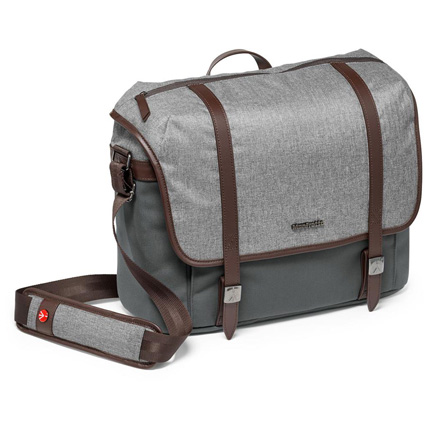Manfrotto Lifestyle Windsor Medium Messenger Camera Bag