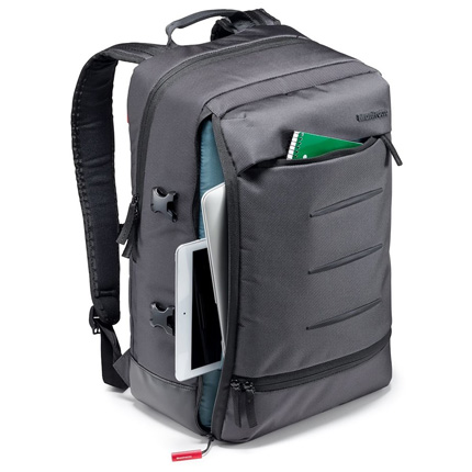 Manfrotto Lifestyle Manhattan Mover 30 Backpack for DSLR/Mirrorless Cameras