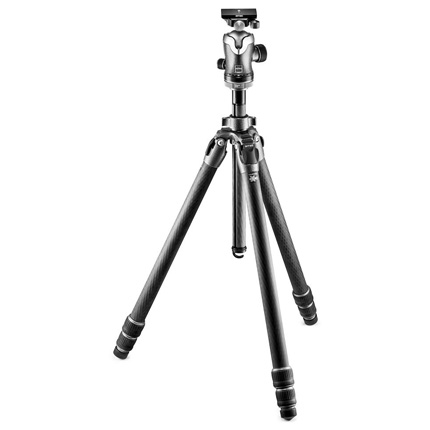 Gitzo GK3532-82QD Mountaineer Series 2 3-Section Carbon Tripod Kit
