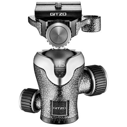 Gitzo GH1382TQD Series 1 Center Ball Head for Traveler Series 1