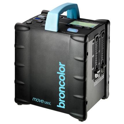 Broncolor Move 1200 L RFS 2 Power Pack