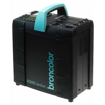 Broncolor Scoro 1600 S Wi-Fi / RFS 2 Studio Power Pack