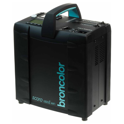 Broncolor Scoro 1600 E Wi-Fi / RFS 2 Studio Power Pack