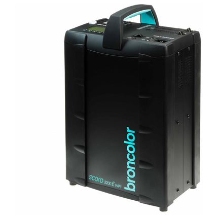 Broncolor Scoro 3200 E Wi-Fi / RFS 2 Studio Power Pack