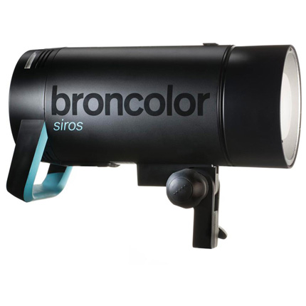 Broncolor Siros 400 S WiFi / RFS 2 Flash Head