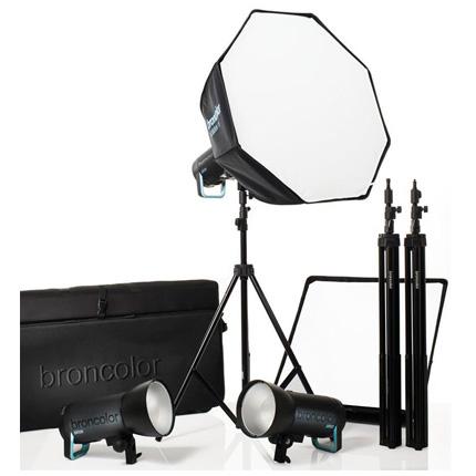 Broncolor Siros 800 S Pro Kit 3 WiFi / RFS 2