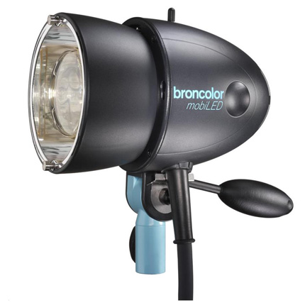 Broncolor MobiLED Portable Flash Head