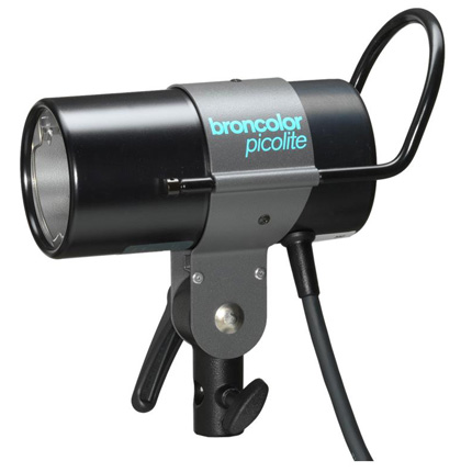 Broncolor Picolite Small Flash Head Lamp