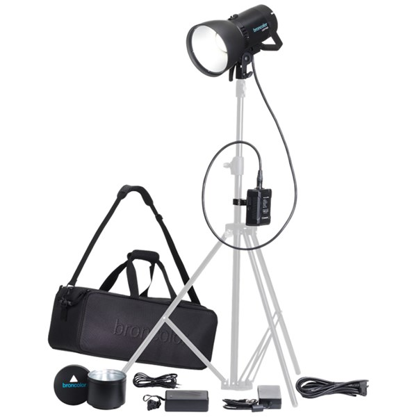 Broncolor LED F160 Versatility Kit