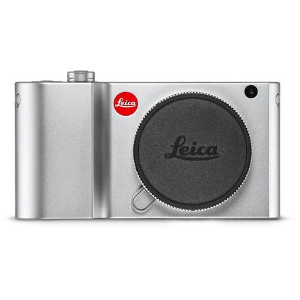 Leica TL2 Mirrorless Digital Camera Silver Anodised