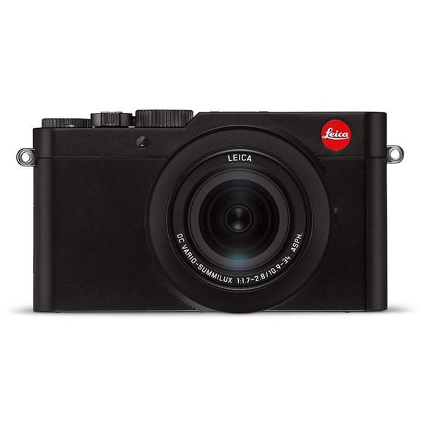 Leica D-Lux 7 Black Compact Digital Camera