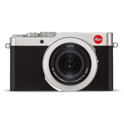 Leica D-Lux 7 Silver Compact Digital Camera