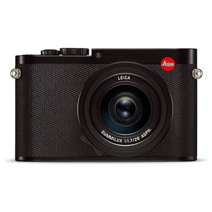 Leica Q (Typ 116) Compact Digital Camera Black Anodised