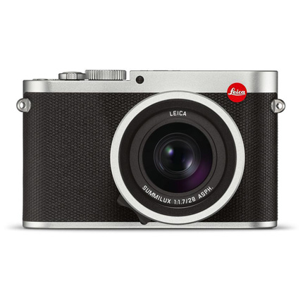 Leica Q (Typ 116) Compact Digital Camera Silver Anodised