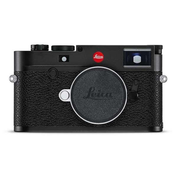 M10 Digital Rangefinder Camera - Black Chrome