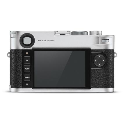 Leica M10-P Digital Rangefinder Camera Silver Chrome  Video 02