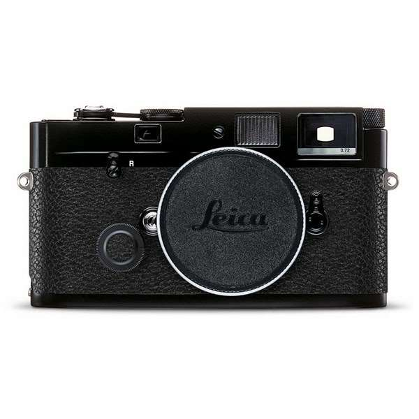 Leica MP 0.72 Black Paint Film Camera