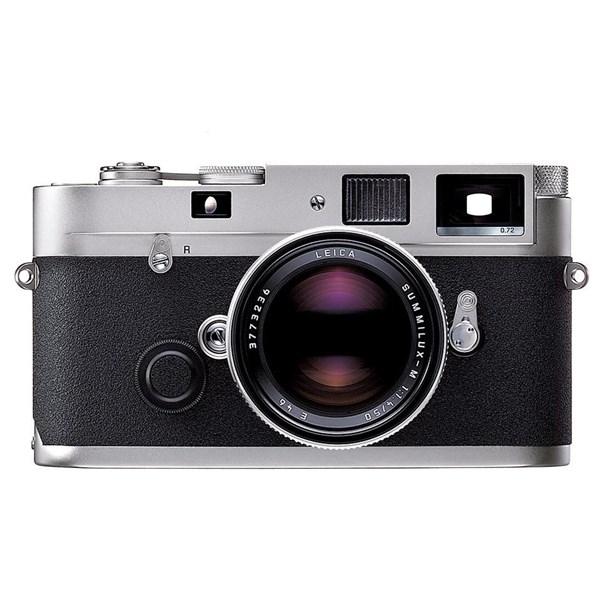 Leica MP 0.72 Silver Chrome Film Camera