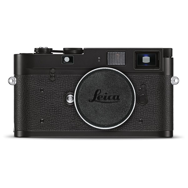 Leica M-A (Typ 127) Rangefinder Camera Black Chrome