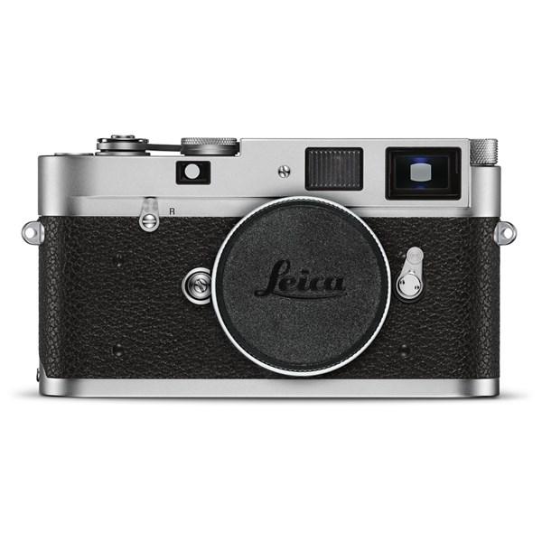 Leica M-A (Typ 127) Rangefinder Camera Silver Chrome